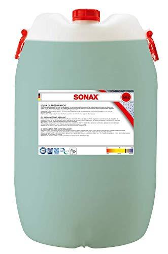 SONAX SX glanzende shampoo 60 L