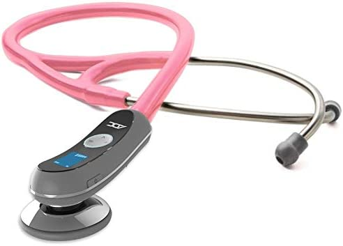 American Diagnostic Corporation Acoustic Adscope Digital Stethoscope Pink product image