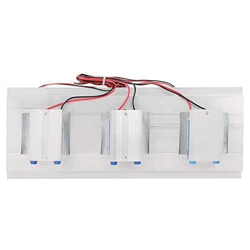 Aislamiento térmico Operación simple Rendimiento estable Enfriador GD XD-2025 Semiconductor Refrigeración Semiconductor Refrigeración para computadoras para bancos de prueba