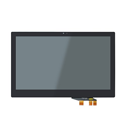 LCDOLED 15.6 zoll LED LCD Touchscreen Digitizer Display Bildschirm Assembly für Medion Akoya S6214t MD99380