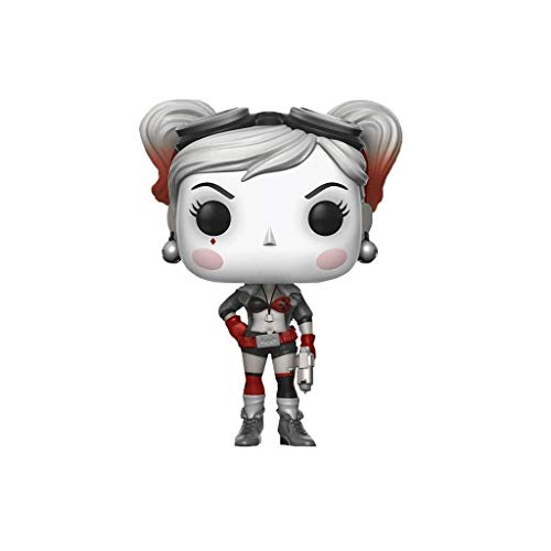 Funko Pop Heroes : DC Comics Bombshells - Harley Quinn Figure Gift Vinyl 3.75inch for Heros Movie Fans SuperCollection