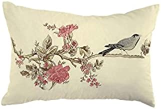 WAVERLY Cape Coral Embroidered Pillow, 14 x 20