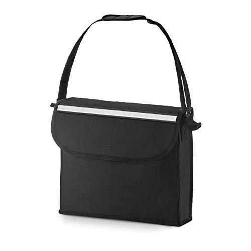 Uniprodo UNI_ROLL_05 S Rollatortasche schwarz Tasche für Rollator Rollator-Einkaufstasche