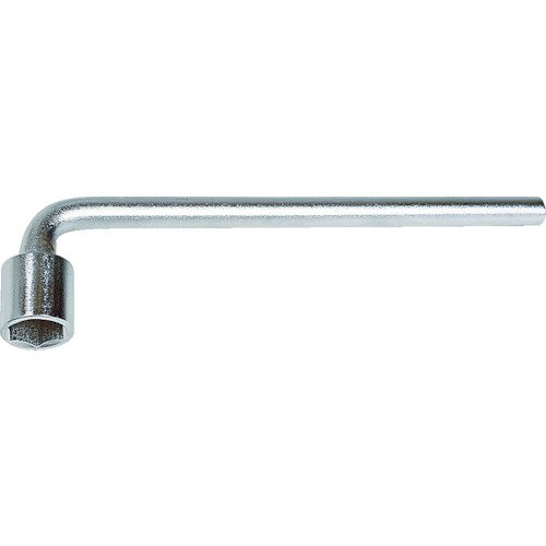 旭金属工業 L型ボックスレンチ 6角 LB0014 対辺寸法:14×全長:200×深さ:18mm 1個
