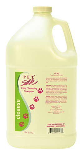 EHASO PetSilk Deep Cleansing Silk Shampoo 3,79 l.