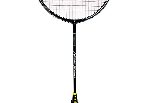 Browning NanoGel Plasma 70 Graphite Badminton Racket (Single, Set and Double Options Available) (2 Rackets, Covers & Shuttles)