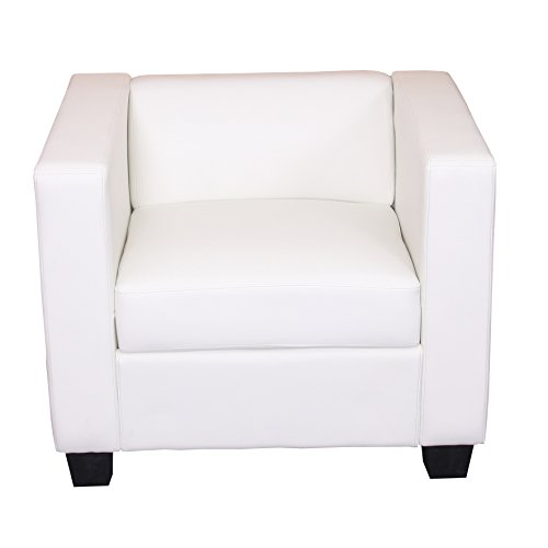Fauteuil club similicuir