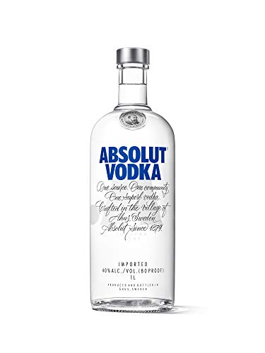 Absolut Vodka - 1 L