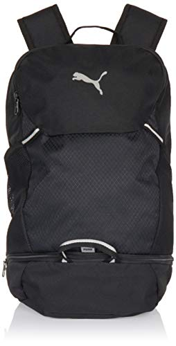 PUMA Vibe Backpack Mochilla  Unisex Adulto  Black  OSFA