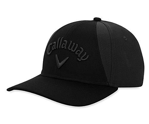 Callaway Golf Ball Park Hat, Black/Titanium