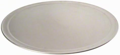American Metalcraft TP19 TP Series 18-Gauge Aluminum Pizza Pan, Standard Weight, Wide Rim, 19-Inch