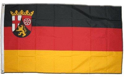 Flagge Deutschland Rheinland-Pfalz - 60 x 90 cm