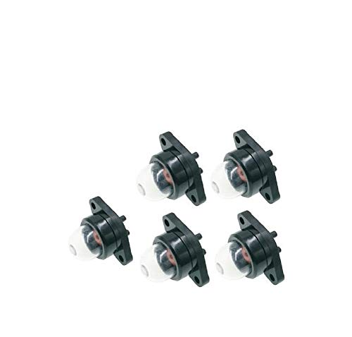 MOWFILL 5 Pack 188-513 Primer Bulb Pump Replace for Walbro 188-513, 188-513-1, 188-518, 188-518-1 Fits Poulan Craftman 530047213, 530071835 Gas Saw,Walbro WT-119C, WT-265