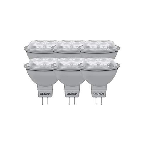 Osram LED-Leuchtmittel, GU5.3, 5 W, 6 Stück