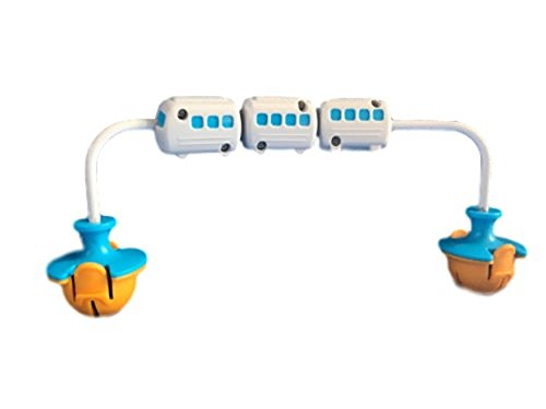 ExerSaucer Around Town Switch-A-Roo Bus Van Vehicles Arch Bar Toy Replacement