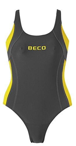Preisvergleich Produktbild Beco Damen Schwimmanzug Aqua Schwimmkleidung,  Gelb,  38