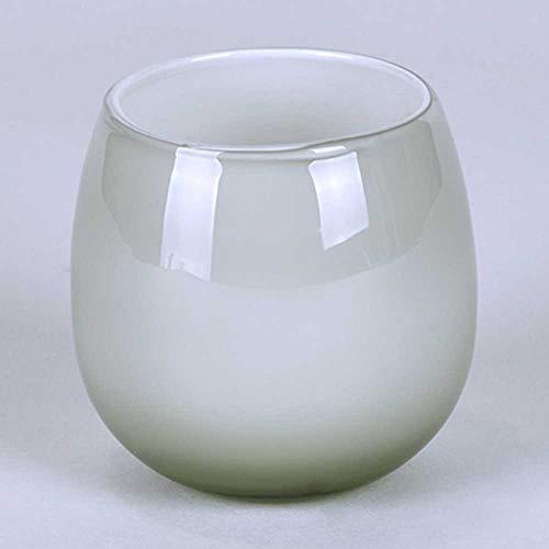 Lambert Vase/Windlicht Pisano Platin