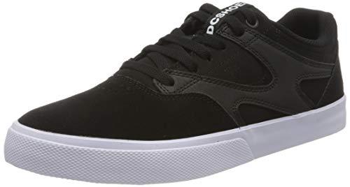 DC Shoes Kalis Vulc - Zapatillas de Cuero - Hombre - EU 38.5