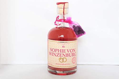 Sophie von Winzenburg - Aronia Infused Gin