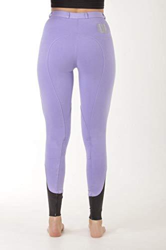 Just Jodz Damen Reithose Lila/Lavendel, violett, 6