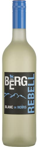 Württemberger Wein BergRebell Blanc de Noirs QW halbtrocken (1 x 750 ml)