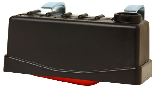Little Giant Trough-O-Matic Stock Water Tank Float Valve Controlled Watering Tank with Plastic Housing (Item No. TM825)