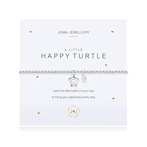 Joma Jewellery a Little Happy Turtle Bracelet