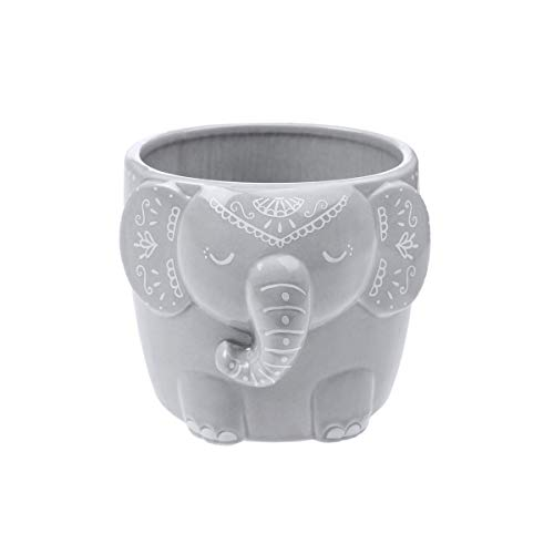 Sass & Belle Mandala Elephant Planter [Import Anglais]