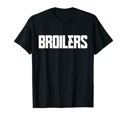 Broilers_Band Rock Deutschland T-Shirt