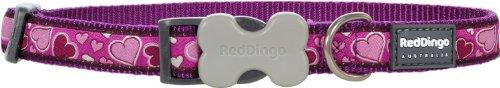 Red Dingo Designer-Hundehalsband