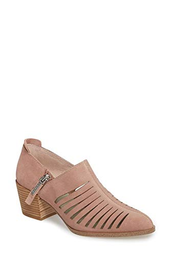 1.STATE Women's Shoes Arnet Fabric Pointed Toe Ankle Fashion
