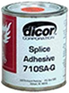 Dicor 710SAQ Splicing Adhesive - 1 Quart