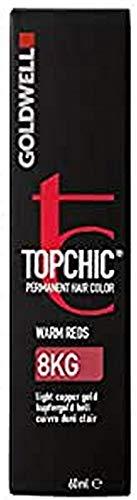 Goldwell Topchic Haarfarbe kupfergold-hell 8KG, 1er Pack (1 x 60 ml)