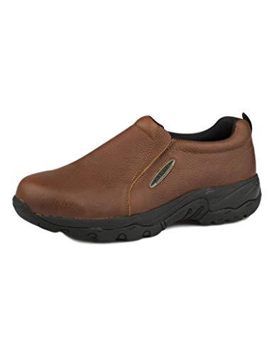 Roper Air Light Romeo Zapatos de senderismo para hombre, Marrón (marrón, cuero...