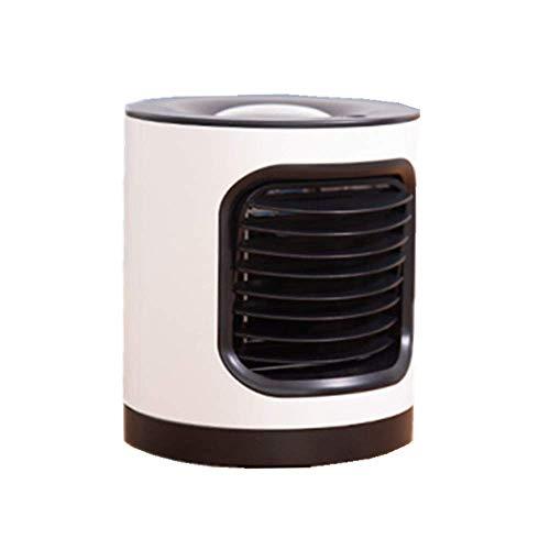 MERCB Raffreddatore d'Aria per L'Ufficio Domestico Mini Raffreddatore d'Aria Portatile Muto Condizionatore d'Aria Raffreddamento dello Spazio Personale Umidificatore Purificatore