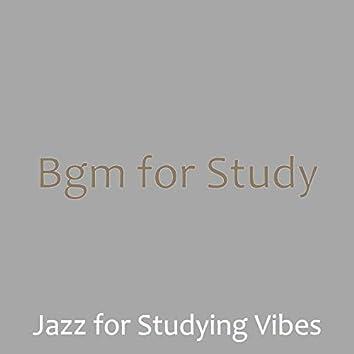 Bgm for Study