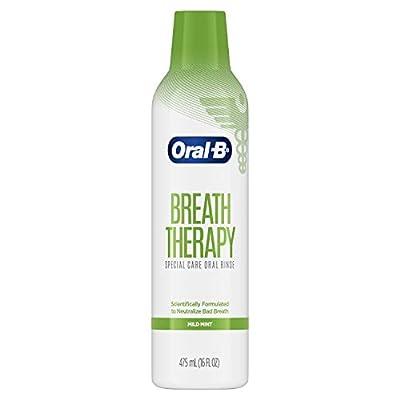 Oral-B Breath Therapy Mouthwash