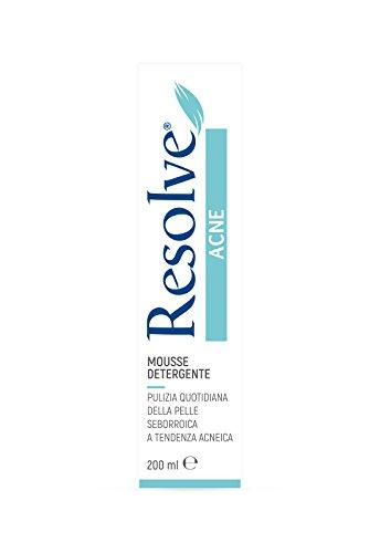 Resolve Acne Mousse Detergente - 1 Prodotto