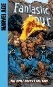 The Apple Doesn't Fall Far! (Fantastic Four) by Yoshida, Akira (2006) Library Binding