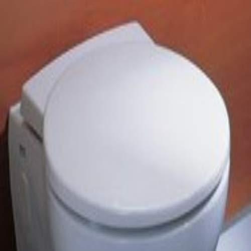 Geberit WC-Sitz Joly (Farbe weiß, mit Deckel und Befestigung von oben aus Metall) 571010000