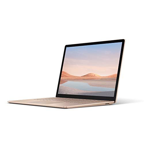 """Microsoft Surface Laptop 4 13.5"""" Touch-Screen – IntelCore i5 - 8GB - 512GB Solid State Drive (Latest Model) -Sandstone"""