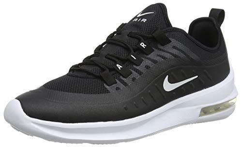 Nike Herren AIR MAX AXIS Sneakers, Schwarz (Black/White 001), 45 EU
