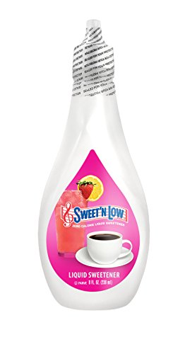 Sweet N Low Sweetener Liq Sweet, Pack of 4