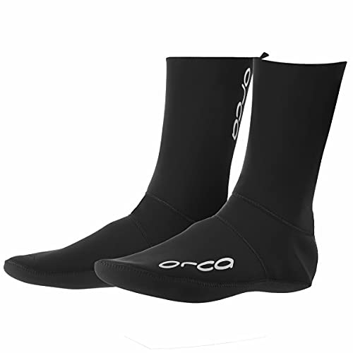 ORCA Swim Socks - Calcetines de neopreno para natación en aguas abiertas