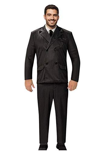Rubie's Addams Family Gomez - Disfraz de gómez para hombre, color negro