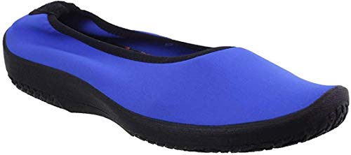 Arcopedico Women's Lolita Blue Shoe 7-7.5 M US