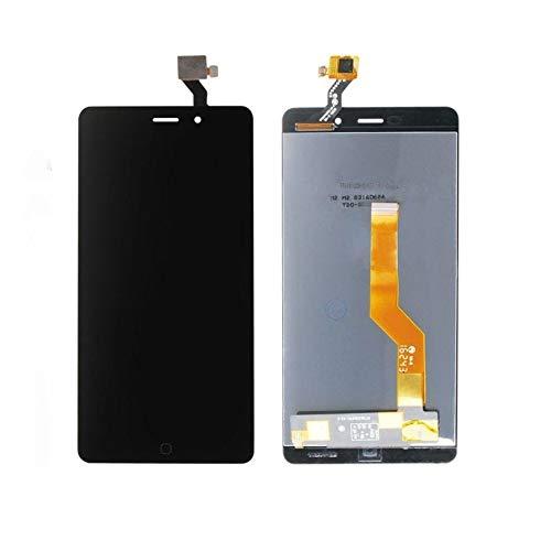 MOVILSTORE Pantalla LCD + Tactil Digitalizador Compatible con Elephone P9000 Negro
