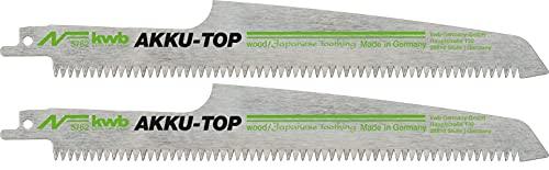 Säbelsäge-Blätter im praktischen Zweier-Set für Holz