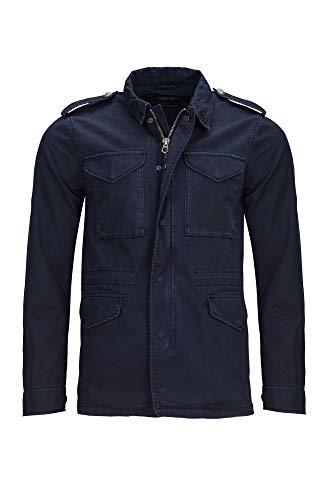 Fieldjacket Maritim, Größe:S, Farbe:dunkelblau