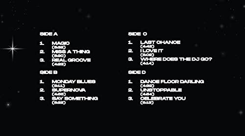 DISCO (Extended Mixes) [VINYL]